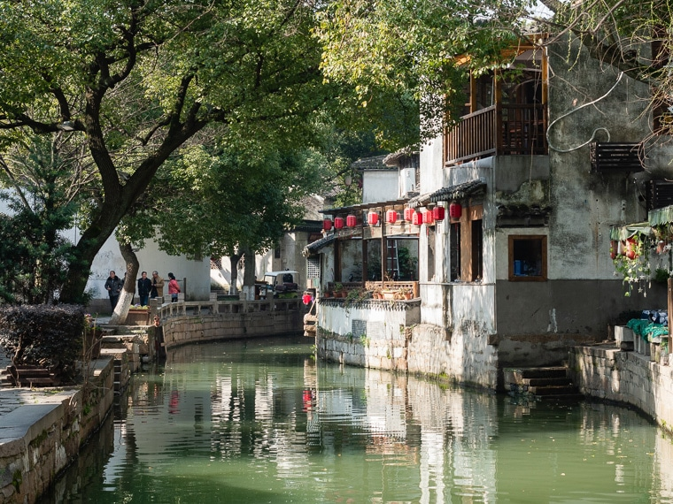 Tongli Ancient Water Town China