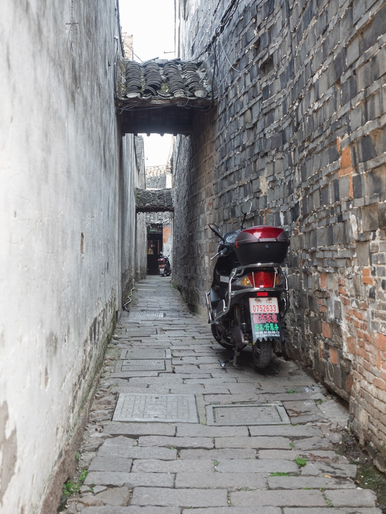 Tongli Laneways China