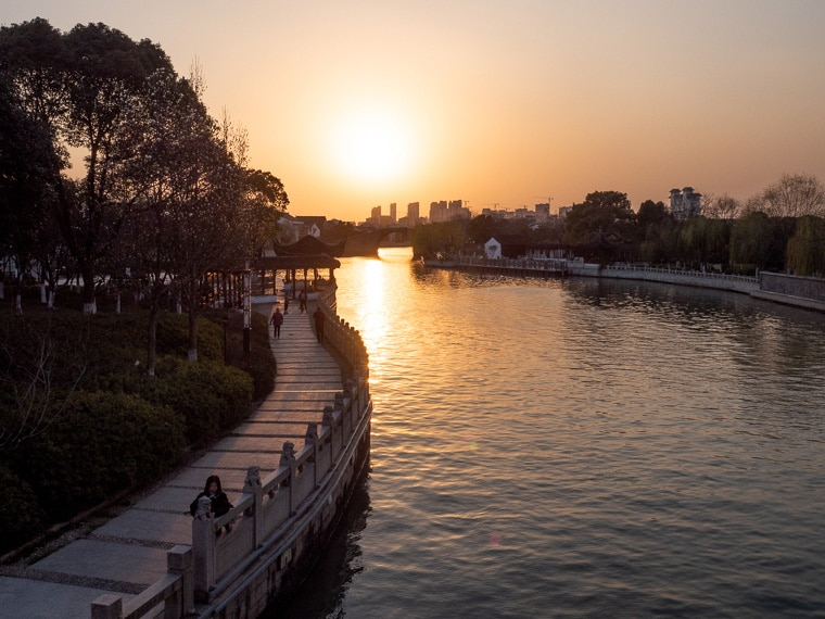Walks In Suzhou China